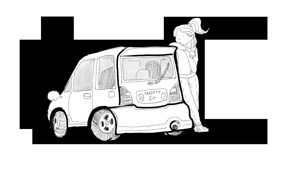 kredyt samochodowy mbank